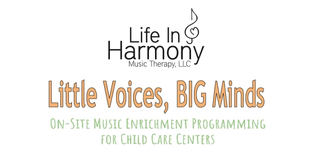 Little Voices Big Minds for Child Care Centers